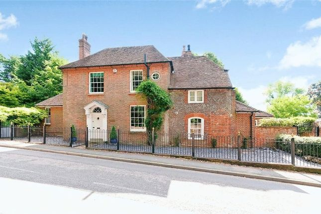 Thumbnail Detached house for sale in Free Street, Bishops Waltham, Hampshire