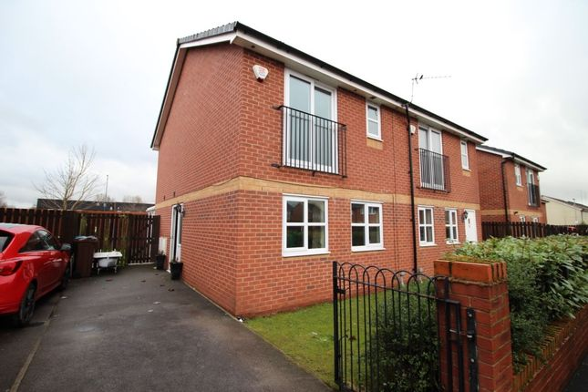 Thumbnail Terraced house to rent in Falls Green Avenue, Manchester