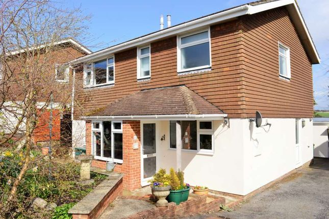 Thumbnail Detached house to rent in Ashley Piece, Ramsbury, Marlborough