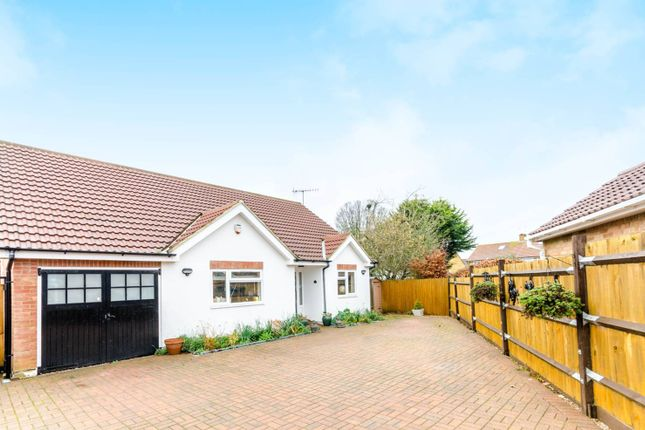 Thumbnail Bungalow for sale in May Close, Godalming