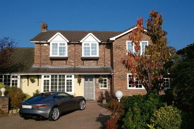 Thumbnail Property for sale in Brownlow Close, Poynton, Stockport