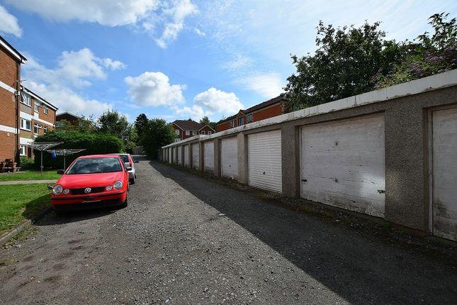 Garage of Heol Llanishen Fach, Rhiwbina, Cardiff. CF14