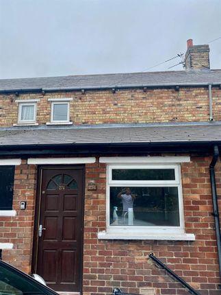 Thumbnail Terraced house to rent in Maple Street, Ashington