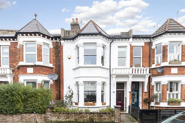 Thumbnail Terraced house for sale in Agamemnon Road, London