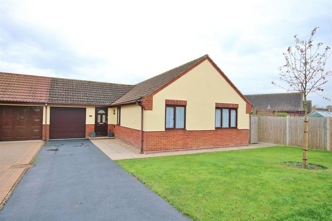 Thumbnail Detached bungalow for sale in Hopkins Close, Kirby Cross, Frinton-On-Sea