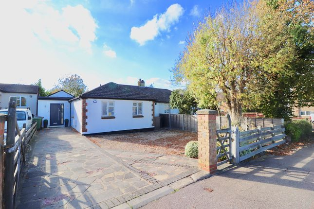 Thumbnail Semi-detached bungalow for sale in Oundle Avenue, Bushey