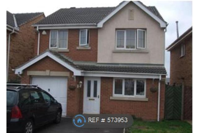 Thumbnail Detached house to rent in Kirkland Gardens, Barnsley