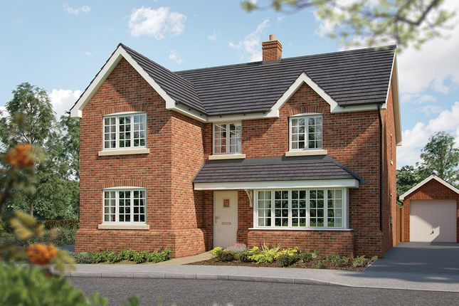 "5 bedroom detached house for sale in ""The Chester"" at Duffet Drive, Winnersh, Wokingham"