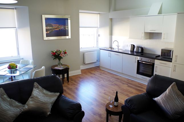 Thumbnail Flat to rent in St Vincent Street, Glasgow