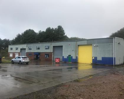 Thumbnail Industrial to let in Unit 1 Atlantic Close, Enterprise Park, Swansea