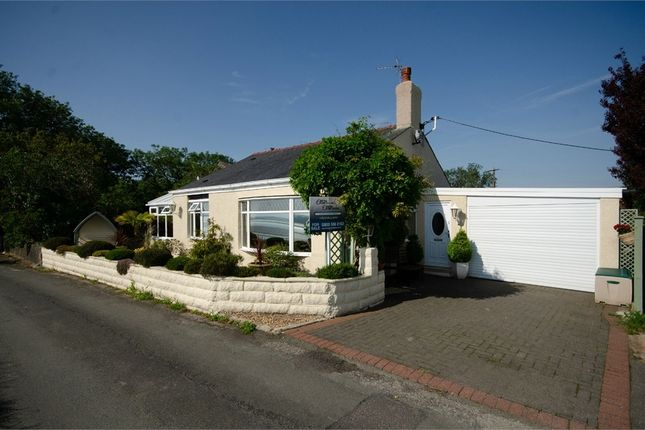Thumbnail Detached bungalow for sale in Canal Foot, Canal Foot, Ulverston, Cumbria