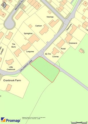 Thumbnail Land for sale in Callaways Lane, Newington, Sittingbourne