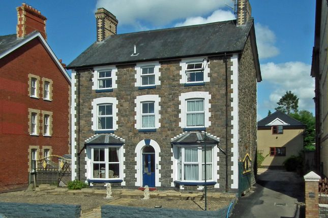 Thumbnail Flat to rent in Flat 4 Griffin Lodge, Temple Street, Llandrindod Wells, Powys