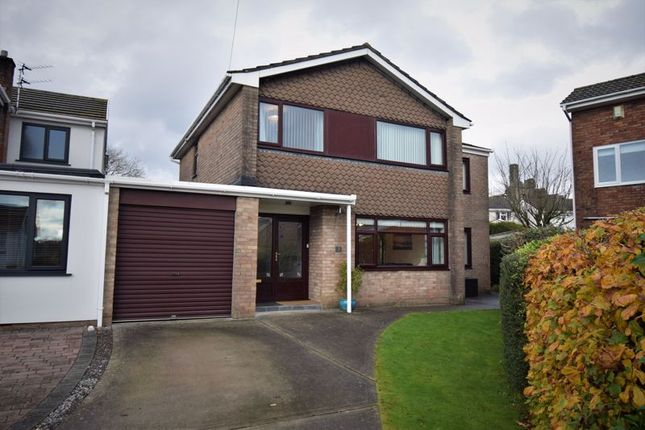Thumbnail Detached house for sale in 7 Castle Meadows, Coity, Bridgend