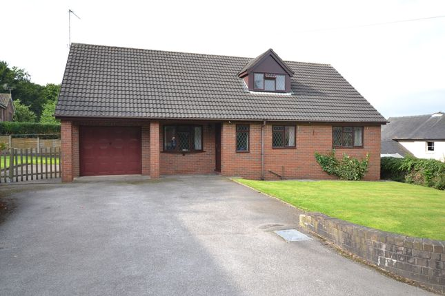 Thumbnail Detached house for sale in The Uplands, Newcastle-Under-Lyme