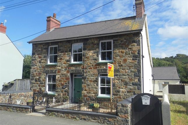 Thumbnail Detached house for sale in Rhoshelyg, Dinas Cross, Newport, Pembrokeshire