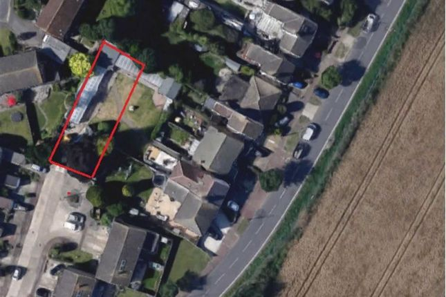 Thumbnail Land for sale in Wakering Road, Shoeburyness, Southend-On-Sea