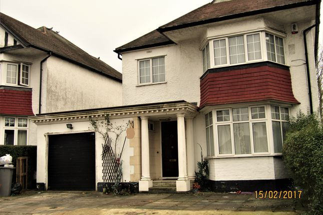 Thumbnail Detached house for sale in Corringham Road, Wembley Park