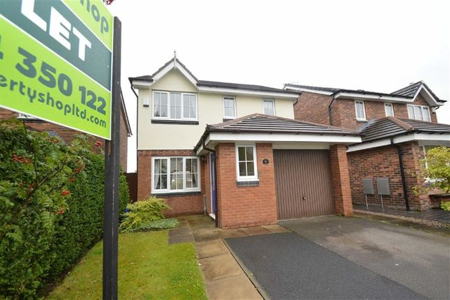 Thumbnail Detached house to rent in Apple Tree Way, Oswaldtwistle, Accrington