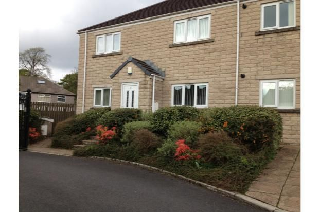 Thumbnail Flat to rent in Burwain Fold, Colne