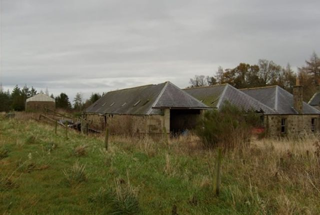 Thumbnail Land for sale in Building Plot At Phorp Altyre Estate, Forres