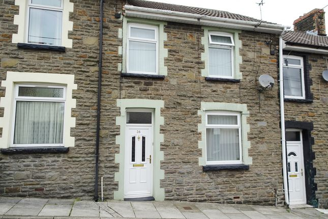 Thumbnail Terraced house for sale in Fell Street, Treharris