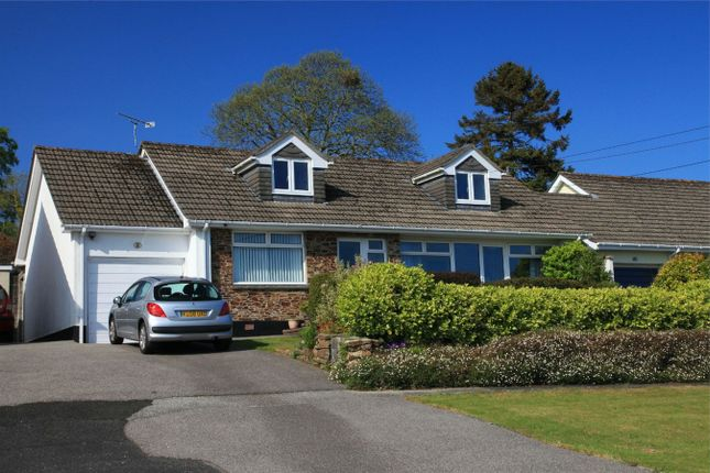 Thumbnail Detached house for sale in Trevear Close, St. Austell