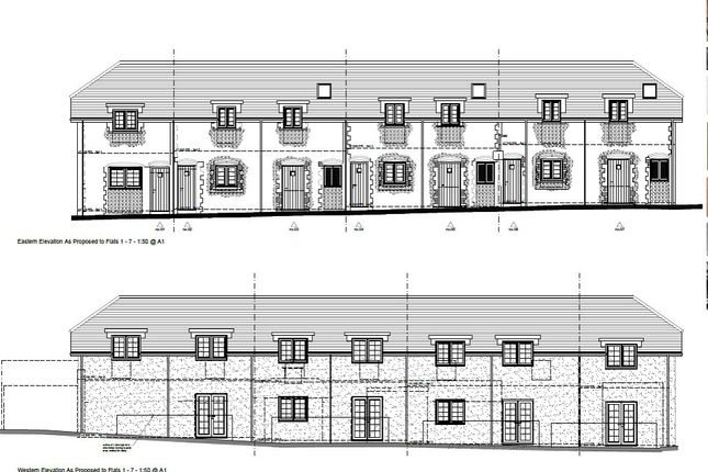 Plans of Duke Street, Littlehampton BN17