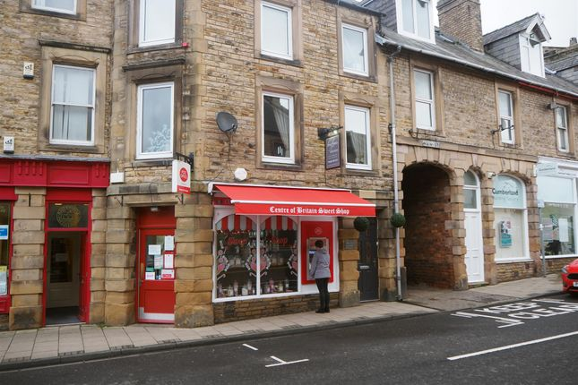 Thumbnail Retail premises for sale in Post Offices NE49, Northumberland