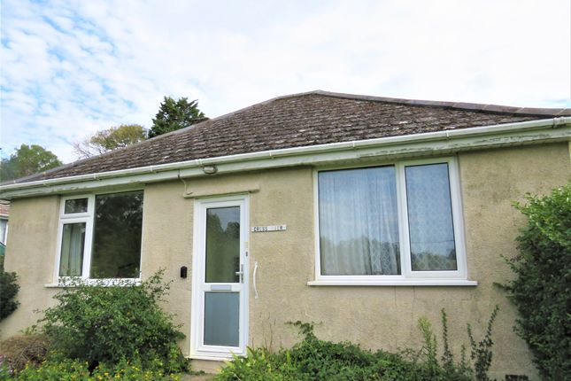 Thumbnail Detached bungalow for sale in Lulworth Road, Wool, Wareham