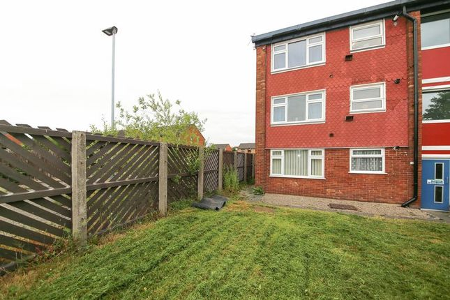 External of Thackeray Place, Worsley Mesnes, Wigan WN3