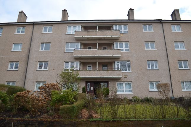 Thumbnail Flat for sale in Barrmill Road, Thornliebank, Glasgow