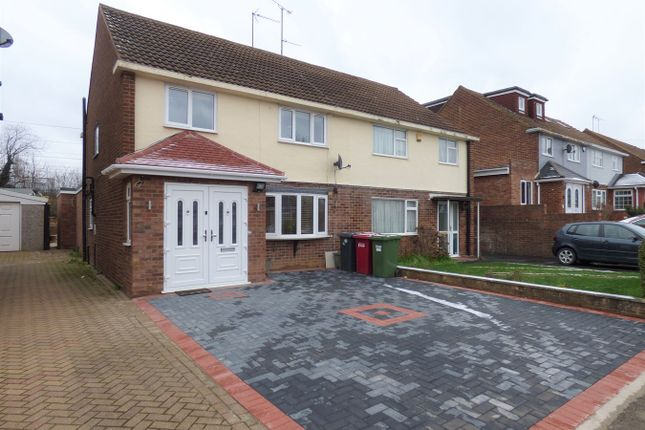 Thumbnail Semi-detached house to rent in Alderbury Road, Langley