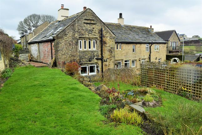 Thumbnail Semi-detached house for sale in Shibden Head Lane, Queensbury, Bradford