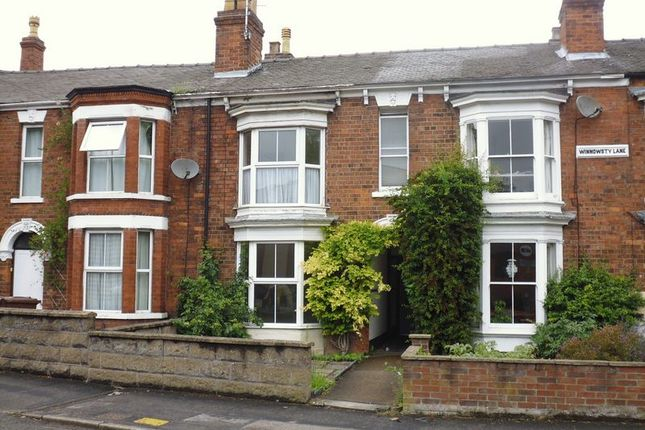 Thumbnail Terraced house to rent in Winnowsty Lane, Lincoln