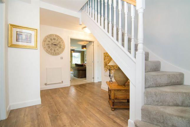 Hallway of Mill Walk, Otley LS21