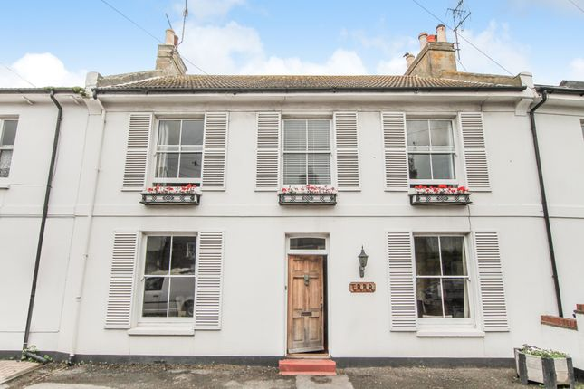 Thumbnail Terraced house for sale in West Street, Shoreham-By-Sea