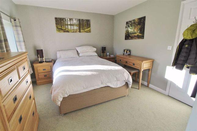 Bedroom One/ Master Bedroom