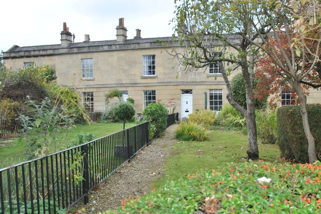 Thumbnail Terraced house to rent in Worcester Place, Larkhall, Bath