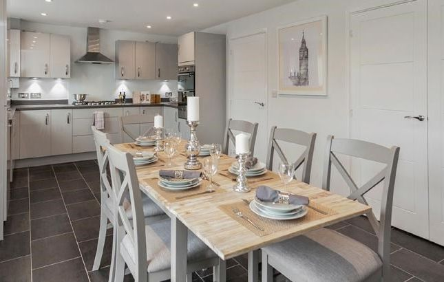 Thumbnail Detached house for sale in Francis Gate, Boars Tye Road, Silver End, Witham