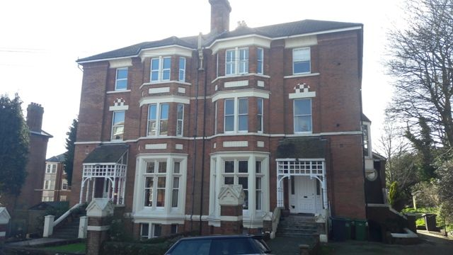 Thumbnail Flat to rent in Dane Road, St Leonards-On-Sea