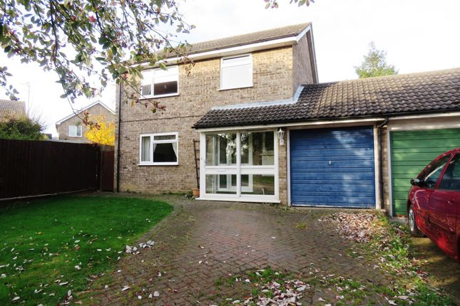 4 bed detached house for sale in The Briars, Sawtry, Huntingdon