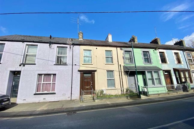 Terraced house for sale in Castle Street, Cardigan, Ceredigion