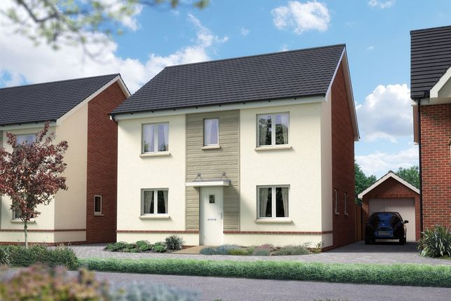 Thumbnail Detached house for sale in The Crescent, Ablington, Figheldean, Salisbury