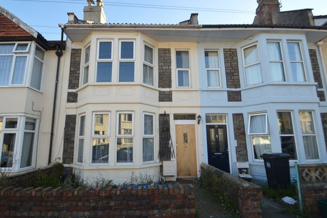Thumbnail Property to rent in Beverley Road, Horfield, Bristol