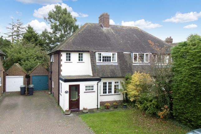 Thumbnail Semi-detached house for sale in London Road, Sandy