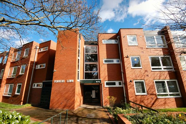 Thumbnail Flat to rent in Fenners Lawn, Gresham Road, Cambridge