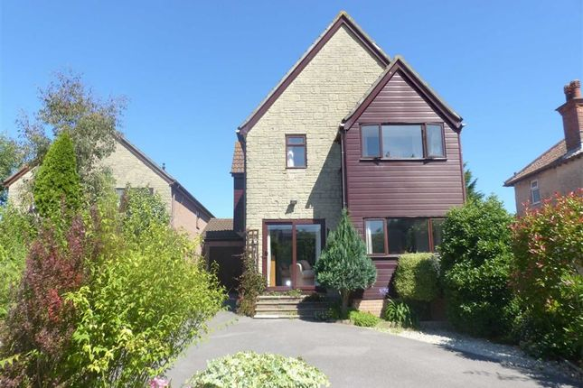 Thumbnail Detached house for sale in Fir Drive, Weymouth, Dorset