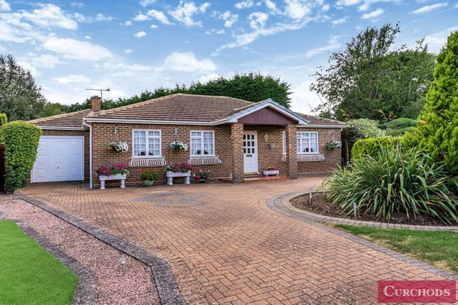 Detached bungalow for sale in Church Close, Laleham, Staines