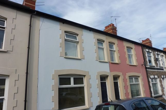 Thumbnail Property to rent in Springfield Place, Canton, Cardiff